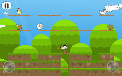 Sheeppy - Revenge of the Sheep Giochi (APK) scaricare gratis per Android/PC/Windows screenshot
