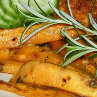 Savory Sweet Potato Fries