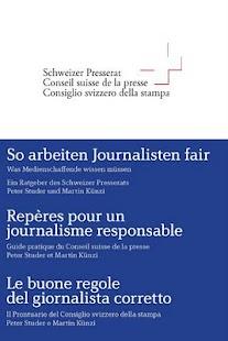 Ratgeber Presserat- screenshot thumbnail