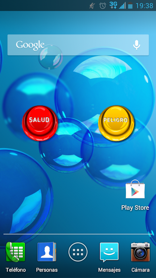 Botón de Pánico AsT- screenshot
