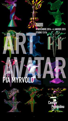 Art Avatar Pia Myrvold
