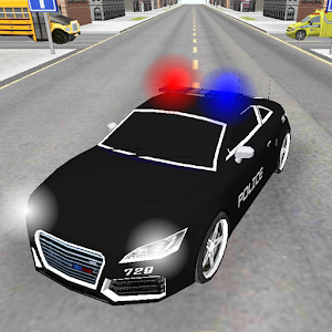 Police Car Racer for PC and MAC