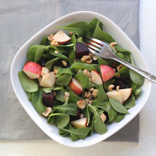 Beet and Apple Salad