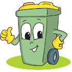 Educational Kids Recycling icon