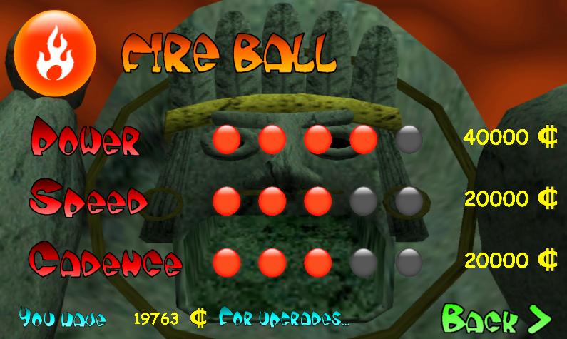 Monster Bubbles Curse (Pang) screenshot #14