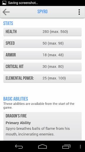 Ultimate Skylanders Reference for PC