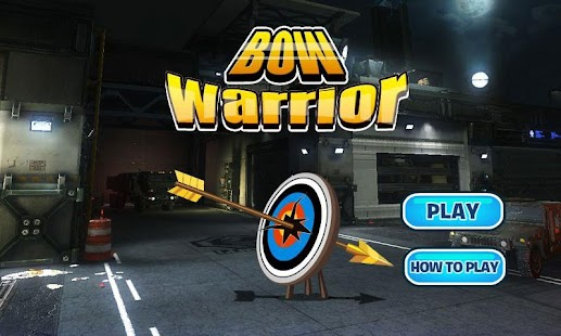 Bow-Warrior 5