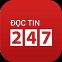 Đọc Tin tức 247 icon