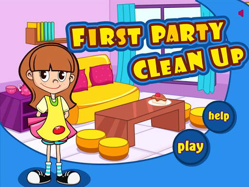 First Party Clean Up 1.0.10 screenshots 1
