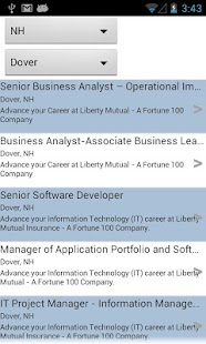 Liberty Mutual Careers - screenshot thumbnail