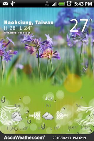 9s-WeatherTheme+WonderlandFree
