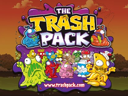 The Trash Pack Dash