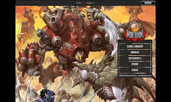 Screenshot of War Room