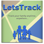 LetsTrack : Family Tracker