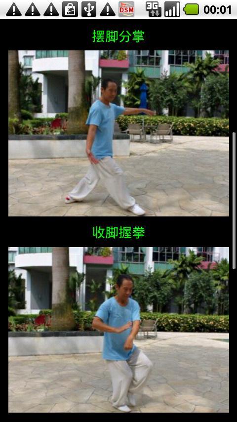 TaiChi42-2 四十二式太极拳-2- screenshot