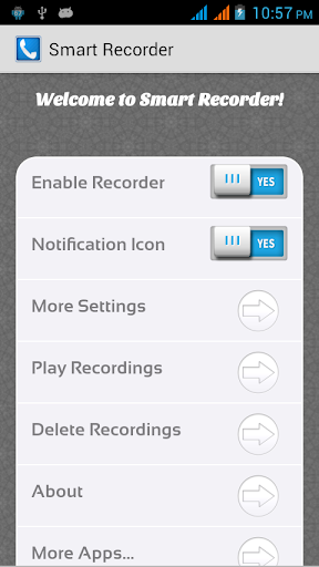 Download All That Recorder Lite Android App