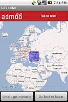 Screenshot of Gps Radar
