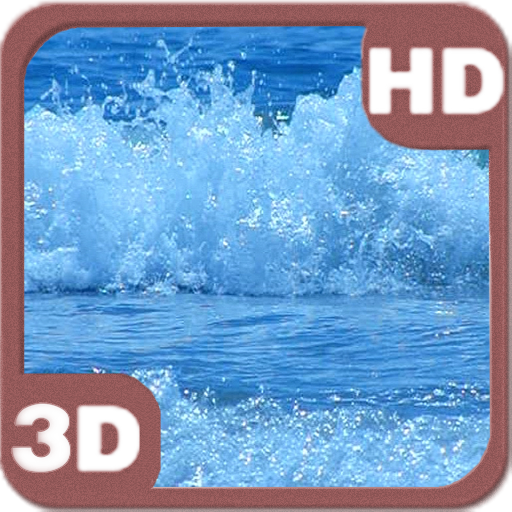 Mesmerizing Wavy Ocean 3D app (apk) free download for Android/PC/Windows