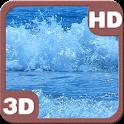 Mesmerizing Wavy Ocean 3D icon