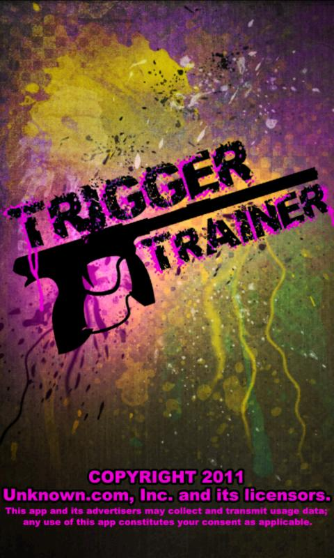 Trigger Trainer - screenshot