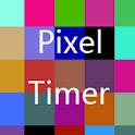 Pixel Timer logo