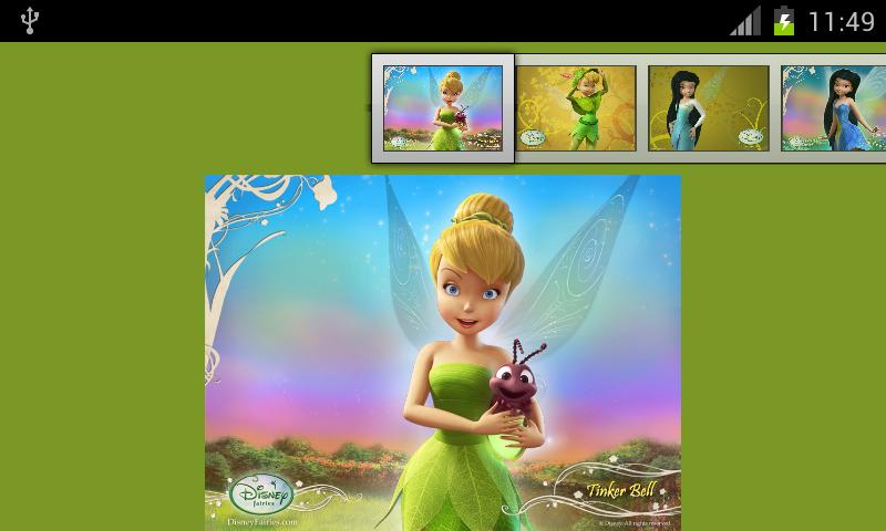 Tinker Bell Wallpapers - screenshot