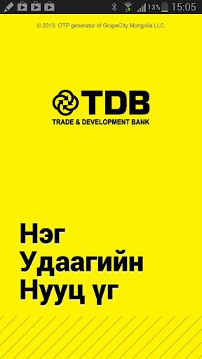 OTP TDB