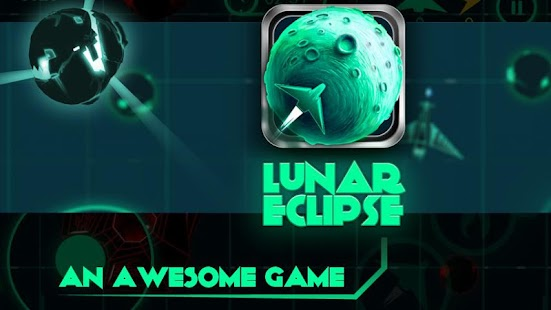Lunar Eclipse - Asteroid game - screenshot thumbnail