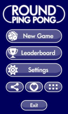 Round Ping Pong - screenshot