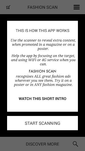 【免費娛樂App】Fashion Scan-APP點子