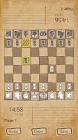 Screenshot of Bluetooth chess