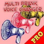 Multi Voice Changer Prank PRO