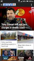 Screenshot of WVVA News