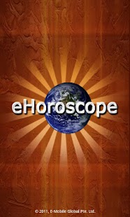 eHoroscope - screenshot thumbnail