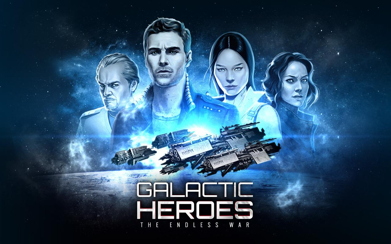 Galactic Heroes - screenshot