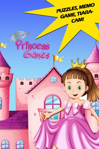 Princess Games and Tiara Cam