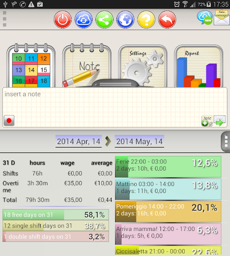 玩生產應用App|WorkShift Agenda免費|APP試玩