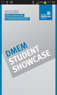 DMEM Student Showcase - screenshot thumbnail