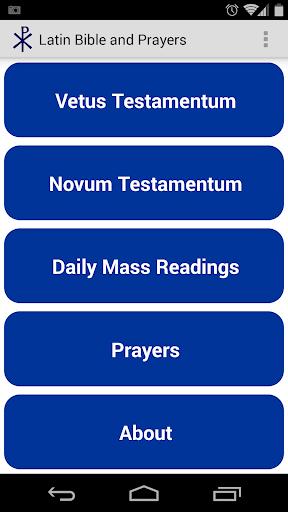 Latin Bible Premium