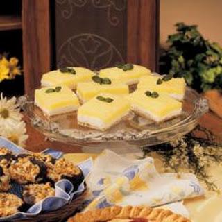 Layered Lemon Dessert
