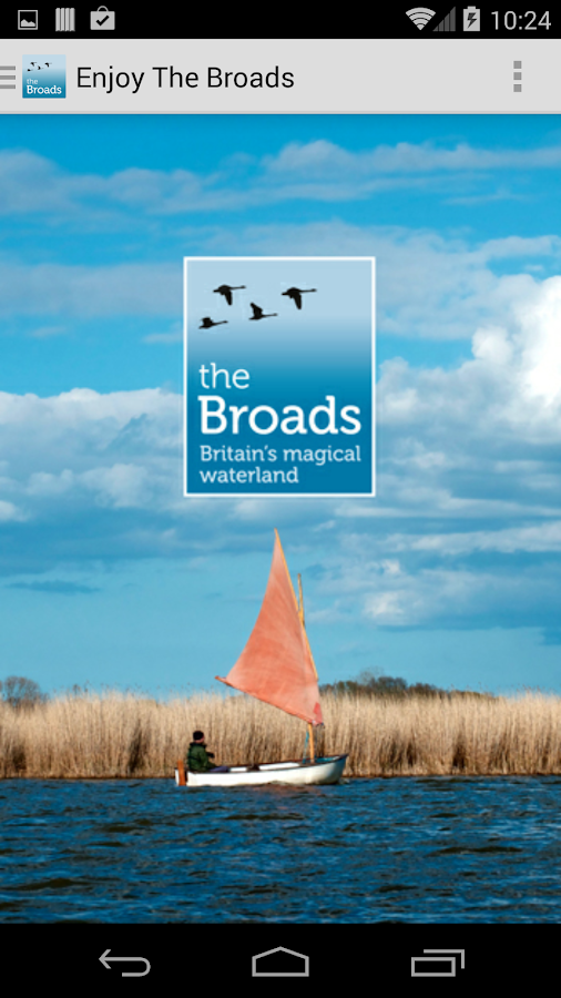 Enjoy the Broads- screenshot