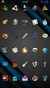 Cobalt Icon Pack screenshot 2