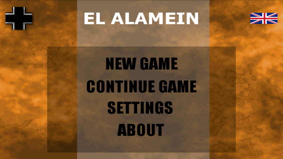 El Alamein 1942- screenshot