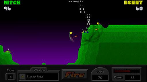 Pocket Tanks Screenshot