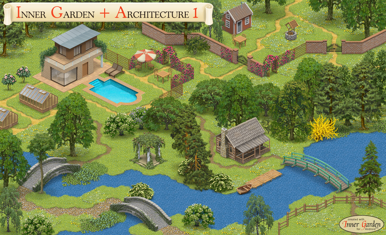 Garden Design Games Collection Interesting Inner Garden  Android Apps On Google Play Design Inspiration