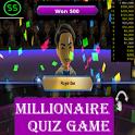 Millionaire quiz game icon