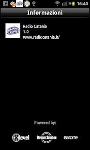 Radio Catania- screenshot thumbnail