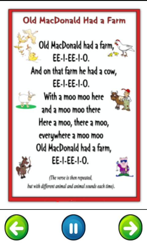 Top 50 Nursery Rhymes For Kids Revenue Estimates Google Play India