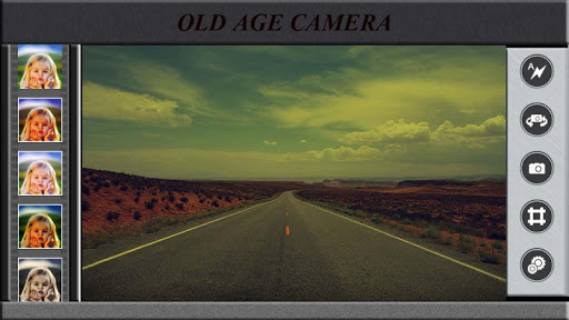 Old Age Camera