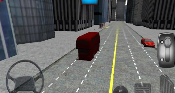 London City Bus Driving 3D v1.0